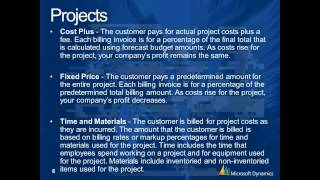 Microsoft Dynamics GP - Project Accounting Series - Part 1