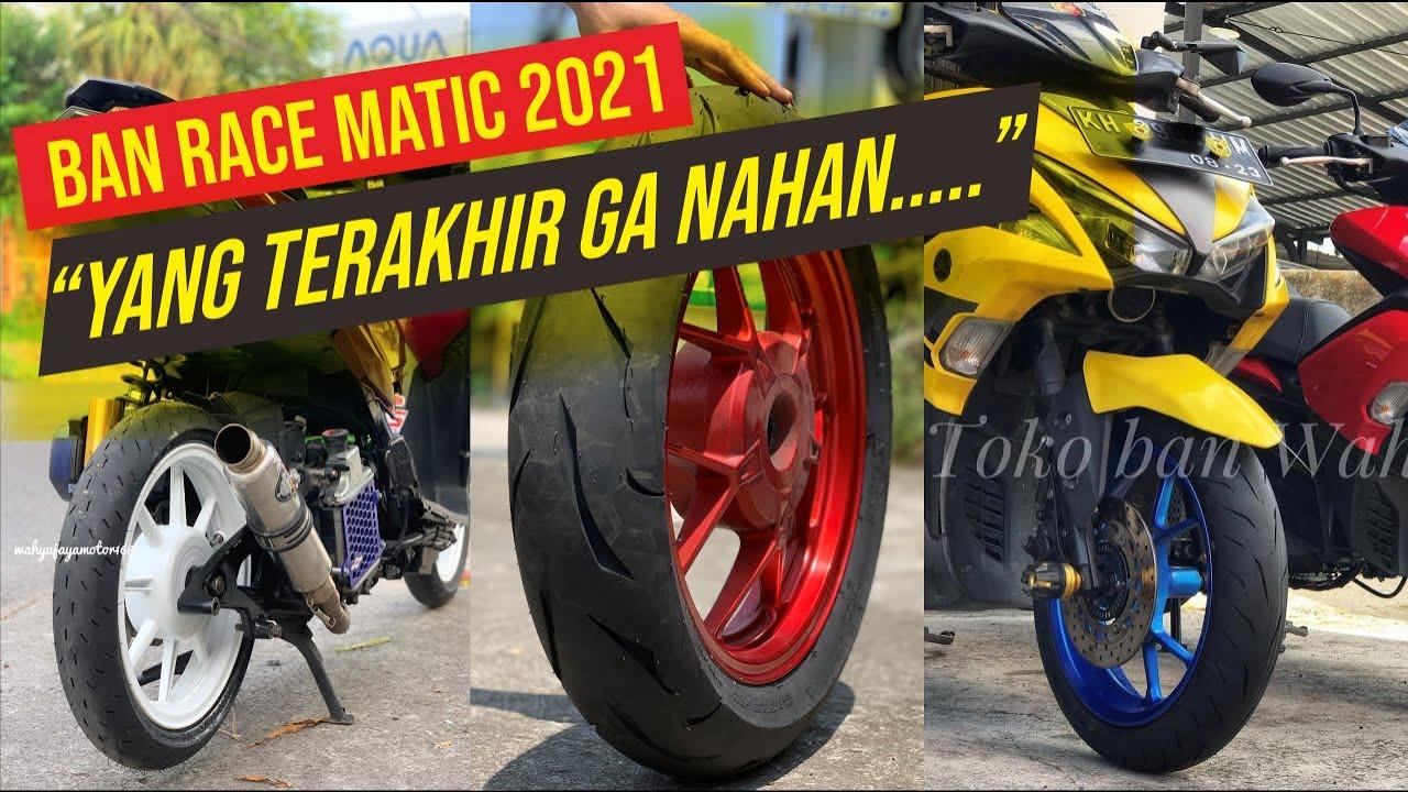 GANTENG PARAH, 3 Ban Matic Racing Terupdate 2021, Swallow Slash, Mizzle MR. X, IRC FASTI 2