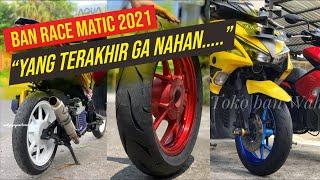 GANTENG PARAH, 3 Ban Matic Racing Terupdate 2021