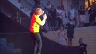 Ed Sheeran - You Need Me, I Don't Need You @ Ullevi Stadium, Gothenburg 10/07/18