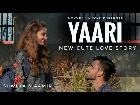 Yaari Song | Nikk Feat. Avneet Kaur | Latest Punjabi Song | Naughty Group