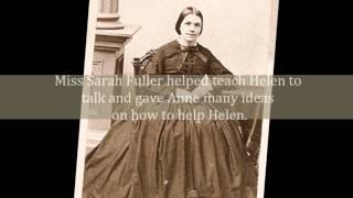 Helen Keller The Story Of My Life Summary