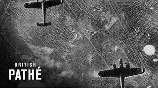 London Blitz Begins (1940)
