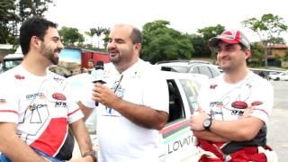 Larrossa e Telles   Após SS5   Rally Vale do Paraíba 2016
