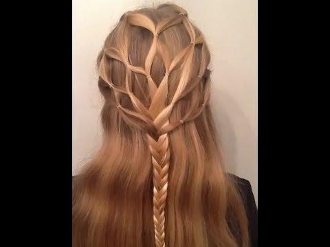 Peinados de primera comunion youtube - Peinados sencillos para comunion ...