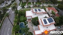 AMECO Solar Installations in Long Beach