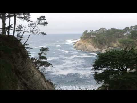 Big Sur screensaver 1 (HD - 90 minutes)