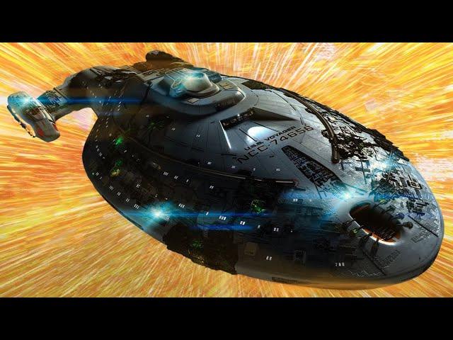 Space engine Cinematic Film - Sunshine spaceship Movie
