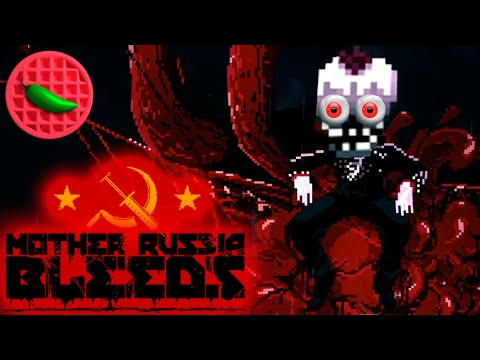 RIOT RAMPAGE! -- Let's Play Mother Russia Bleeds (Part #6) Local Co-op / Multiplayer Gameplay