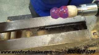 Making A Bottle Stopper