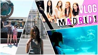 MI VIAJE A MADRID || Rebeca Stones