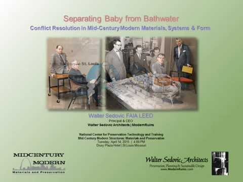 Separating Baby from Bathwater: Conflict Resolution in Modern Materials Systems by Walter Sedovic