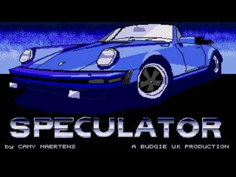 ATARI ST speculator budgie uk