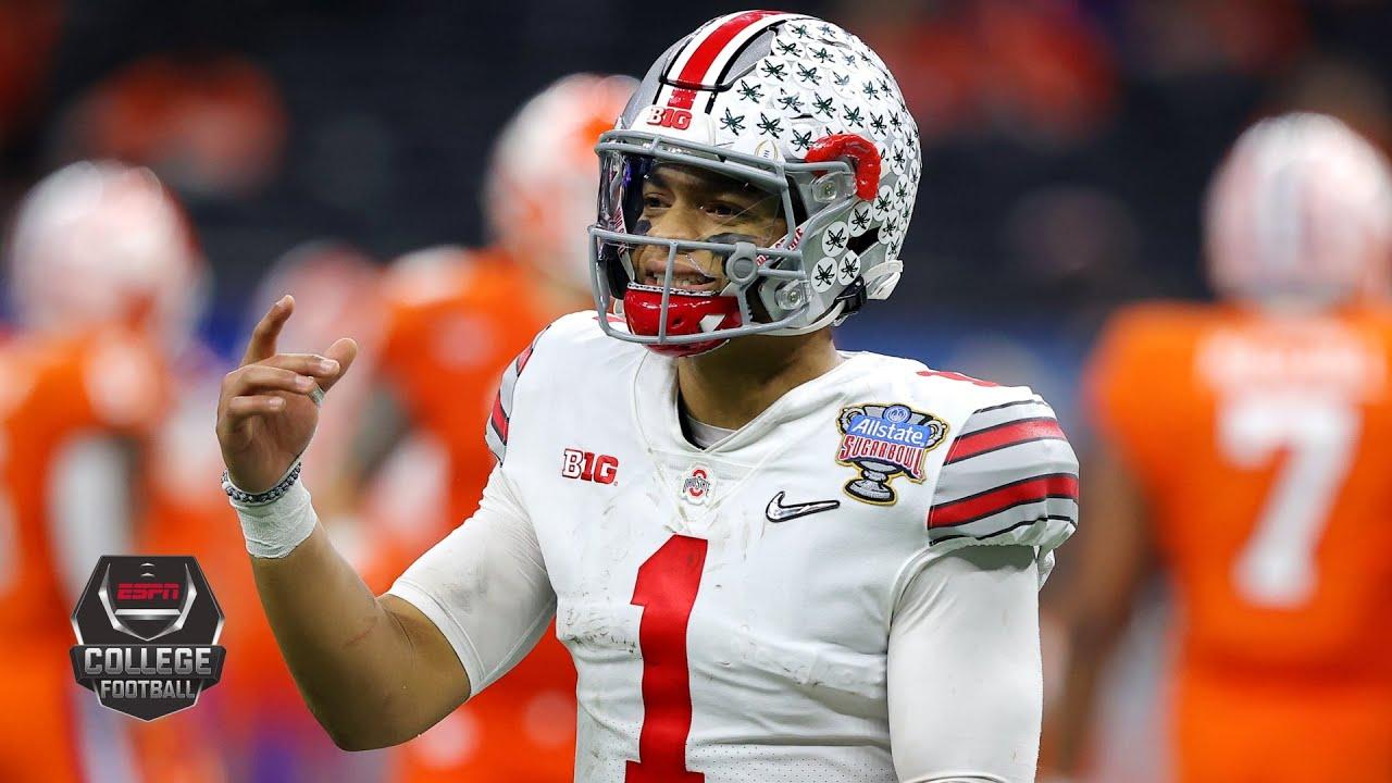 Sugar Bowl Highlights: Ohio State vs. Clemson | College Football Playoff