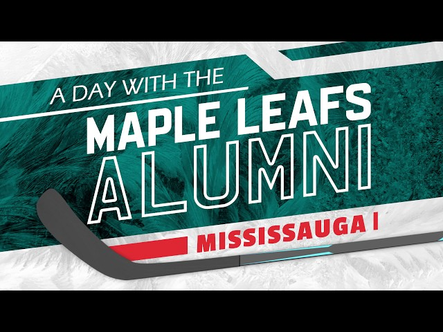 A Day with the Maple Leafs Alumni: Mississauga