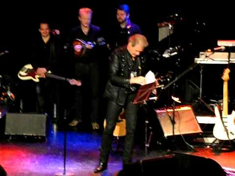 johnny logan sønderborg 7/12-2011 3