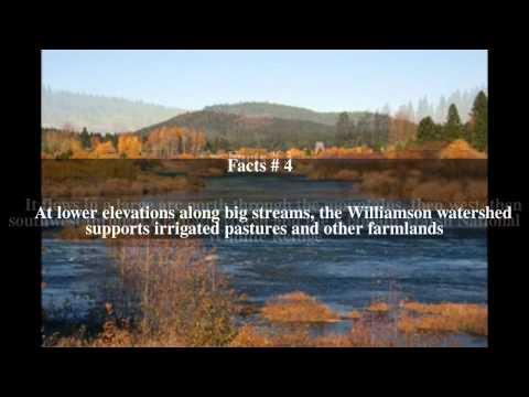 Williamson River (Oregon) Top # 8 Facts