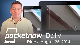 Google Nexus X, Android L name, iPhone coprocessor & more - Pocketnow Daily