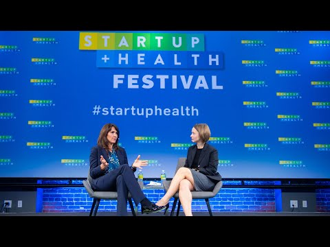 2020 StartUp Health Festival: Main Stage – Monday, January 13th