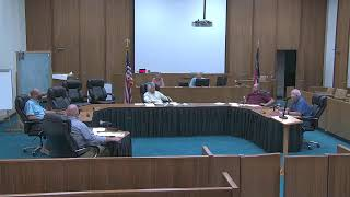 Swain County Commissioners - August 27, 2020