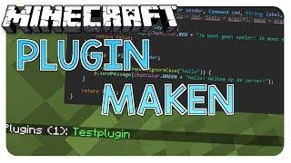 Setup & Simpele commands! - Spigot/bukkit plugin tutorial #1