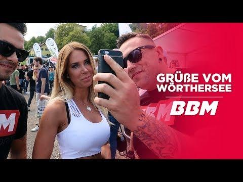 BMW Prototypen Jagd auf dem Weg zum Wörthersee Treffen by BBM