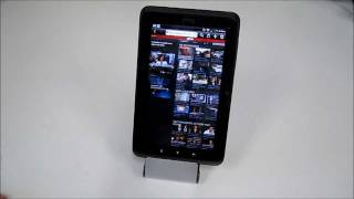 """HTC Evo View 4G 7"""" Tablet Review"""