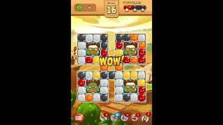 Angry Birds Blast Level 105