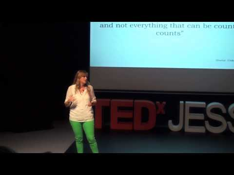Measuring Happiness: Should You, Could You, How Would You?: Brandy Scott At TEDxJESS