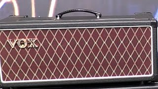 namm 16 vox ac15 ac30 av series amplifiers demos