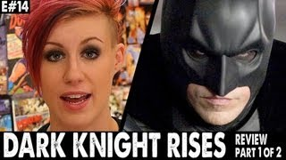 Ep14. The Dark Knight Rises review by CBG19 + The Amazing Spiderman review  (p1/2)