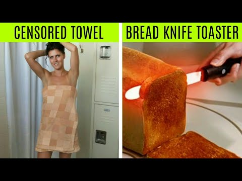 10+ Cool and Creative Inventions You Won't Believe Actually Exist