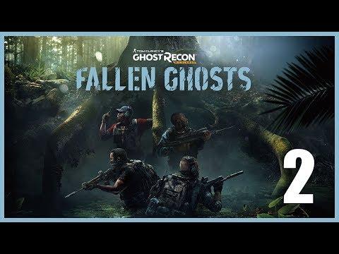 Ghost Recon Wildlands DLC Fallen Ghosts - Parte 2 Español - Walkthrough / Let's Play