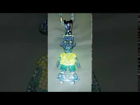 746c03a9a4379 Trukfittune's Bart Simpson Chain. - YouTube