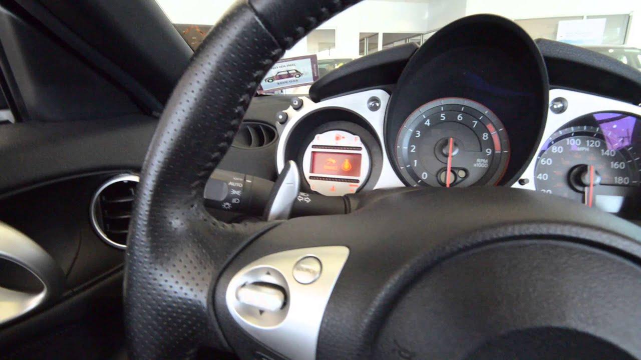 2010 nissan 370z roadster touring stk 40219a for sale for Trend motors rockaway nj