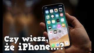 25 ciekawostek o iPhone'ie 📲 💥 | AppleNaYouTube