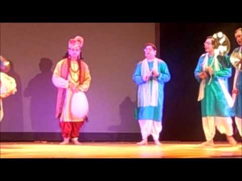 Bhagavad Gita  - Odia Pala at 2013 OSA Convention