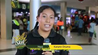 EMTV Vocal Fusion Season 5   Skel Moments   Port Moresby Auditions