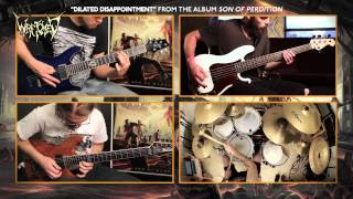 "WRETCHED ""Dilated Disappointment"" Band Demonstration"