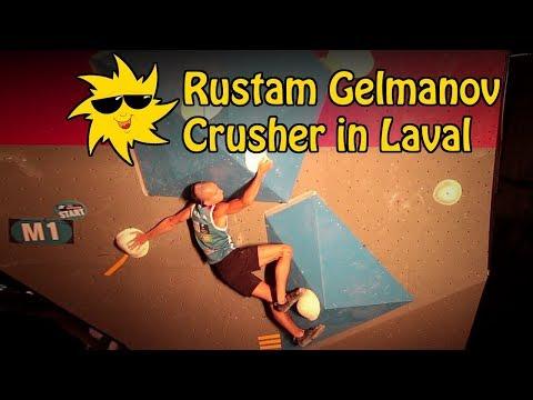 Rustam Gelmanov, Crusher in Laval | Sunday Sends