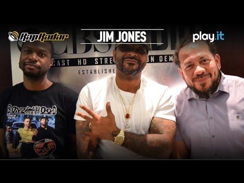 Jim Jones (full) - Rap Radar