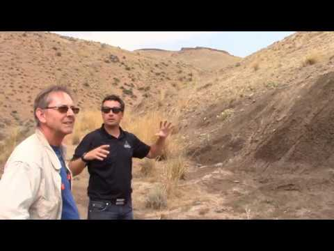 Vanadium Valley Walkthrough with Paul Cowley, CEO of First Vanadium Corp.