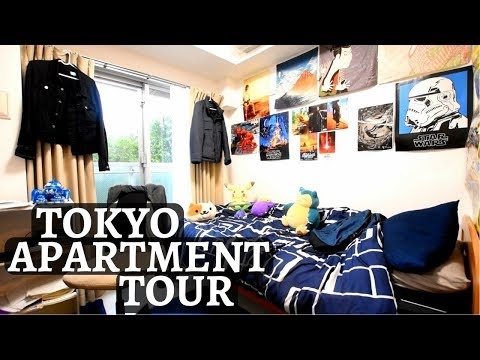 Living In Tokyo - TUFS Study Abroad Apartment Tour