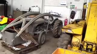 Farm machinery sale