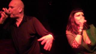 Mona Mur & En Esch, Slick Idiot - A Drug Against War LIVE 2012 Chicago Cobra Lounge
