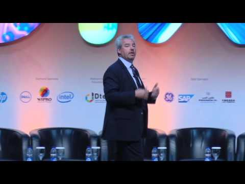 "IOTX - Jean Turgeon - ""From Smart Cities to Smart Enterprises, Deliver IOT Today!"""