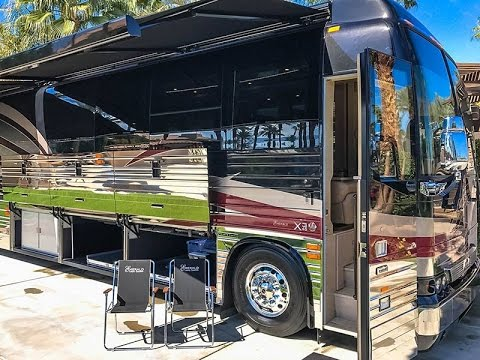 2017 EMERALD PREVOST X3 45 Bus Conversion