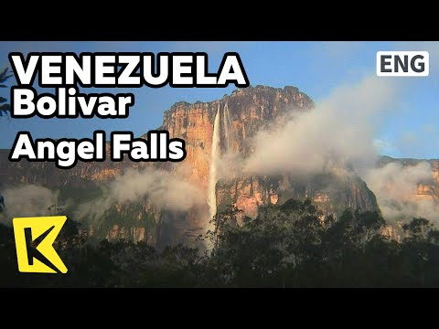 【K】Venezuela Travel-Bolivar[베네수엘라 여행-볼리바르]앙헬 폭포의 아침/Canaima National Park/Angel Falls/Morning