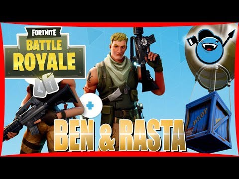 🔨 FORTNITE BATTLE ROYAL🔫 - DUO AVEC RASTA, UN TOP 1 ? [FR]