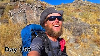 159 PCT - Life Is GOOD on the Pacific Crest Trail! 200 Miles Left.